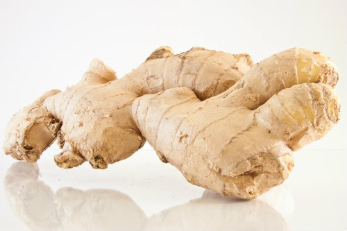 How to peel ginger quickly