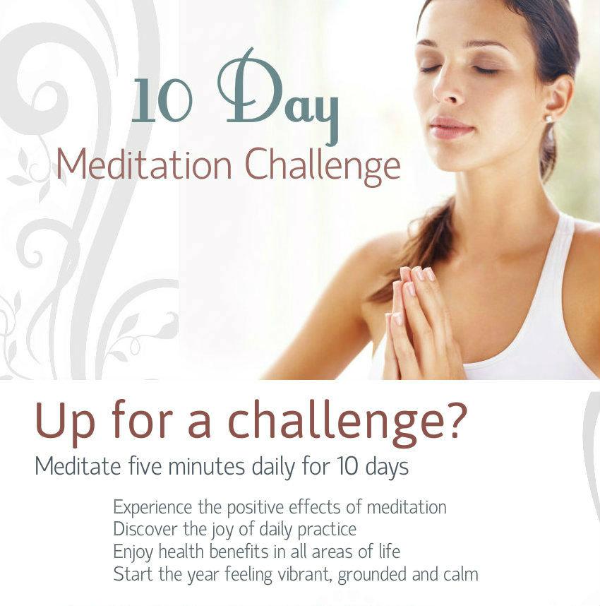 WEB MEDITATION CHALLENGE