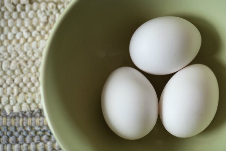 Are eggs healthy?